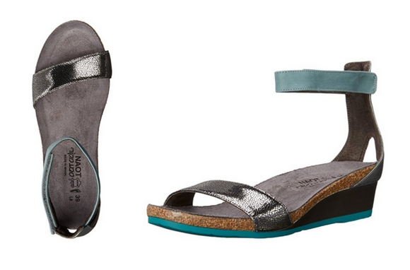 Shoes for spring travel