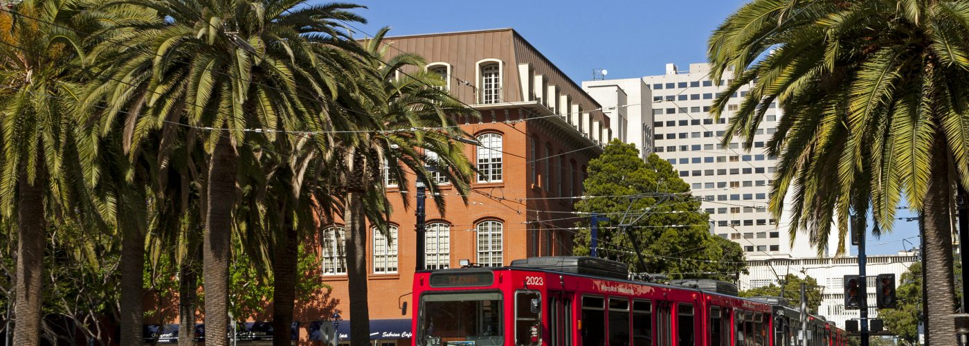 Transportation in Tijuana: San Diego Trolley