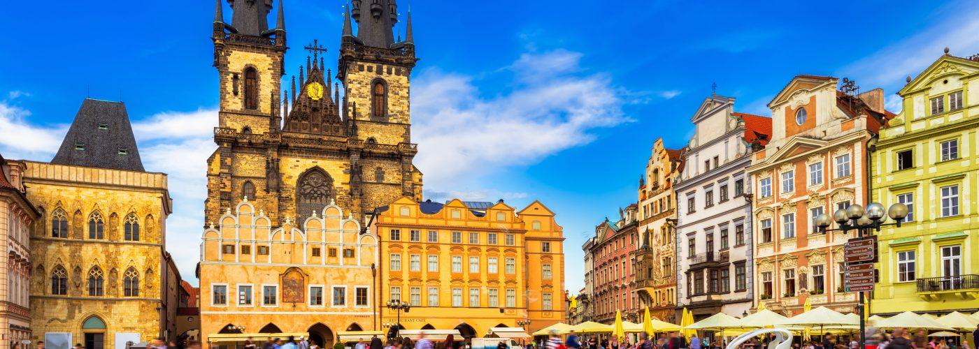 Warnings and Dangers in Prague