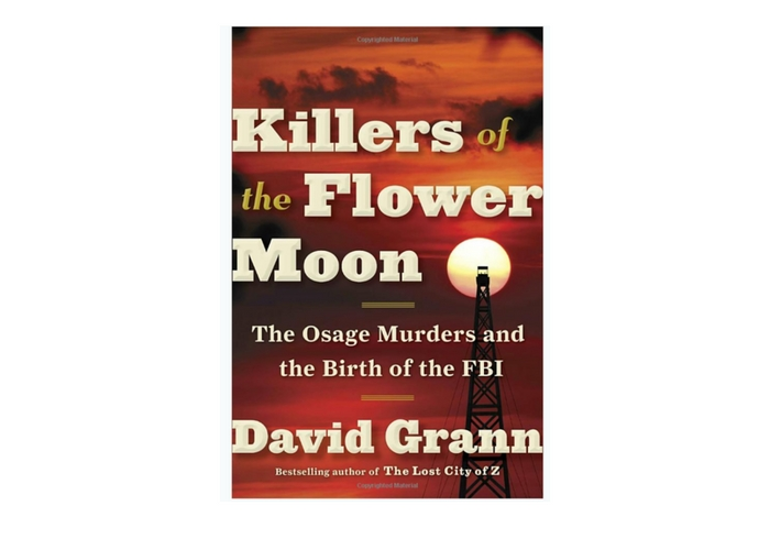 killers of the flower moon spring 2017 books