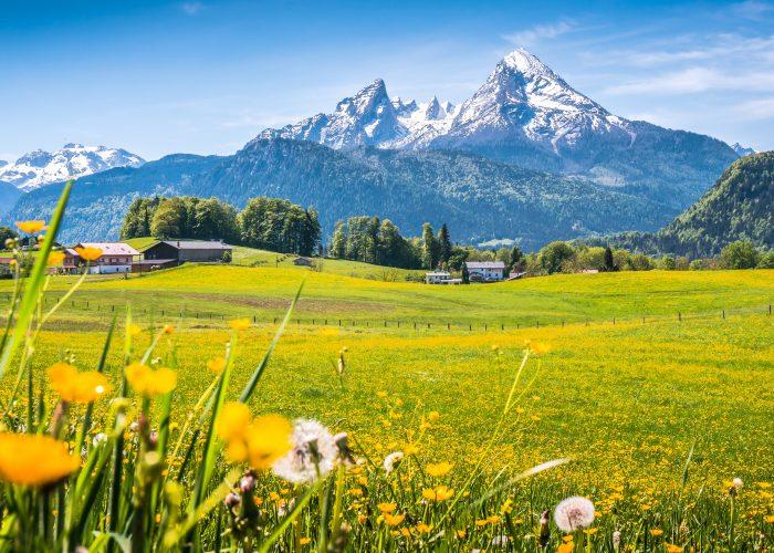 European dream destinations bavaria germany