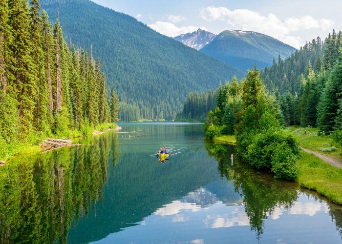 affordable summer destinations canada