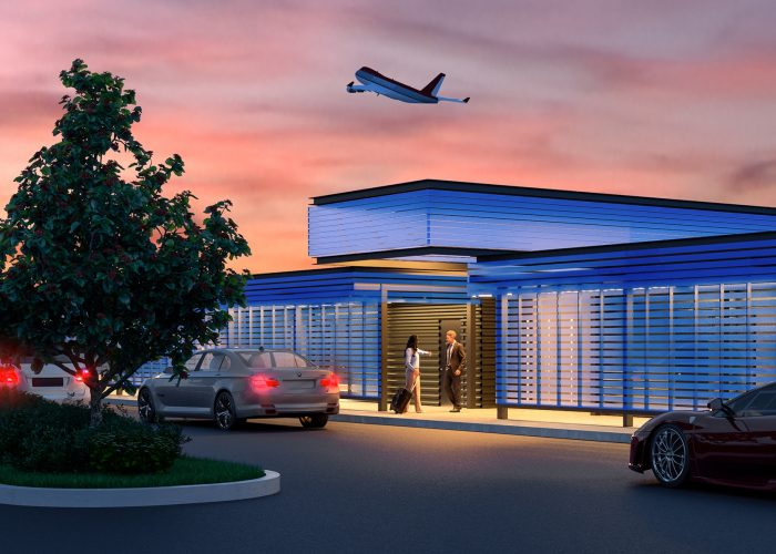 The Rich and Famous Get Their Own Terminal at LAX