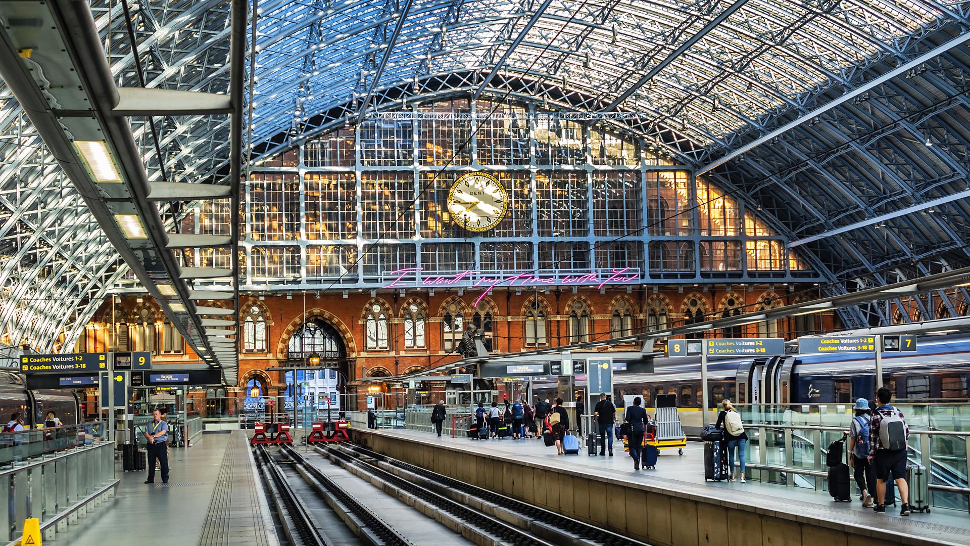 Eurostar london brussels duration