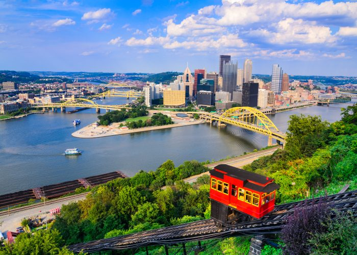 affordable summer destinations pittsburgh