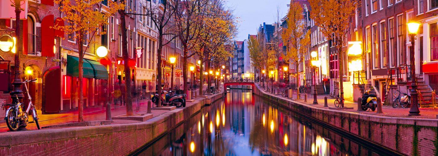 Nightlife in Amsterdam Adult Spot