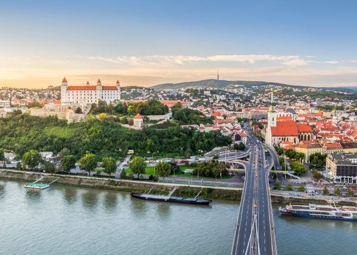 Bratislava Warnings or Dangers
