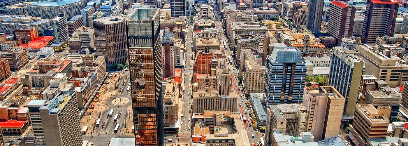 Johannesburg Warnings and Dangers