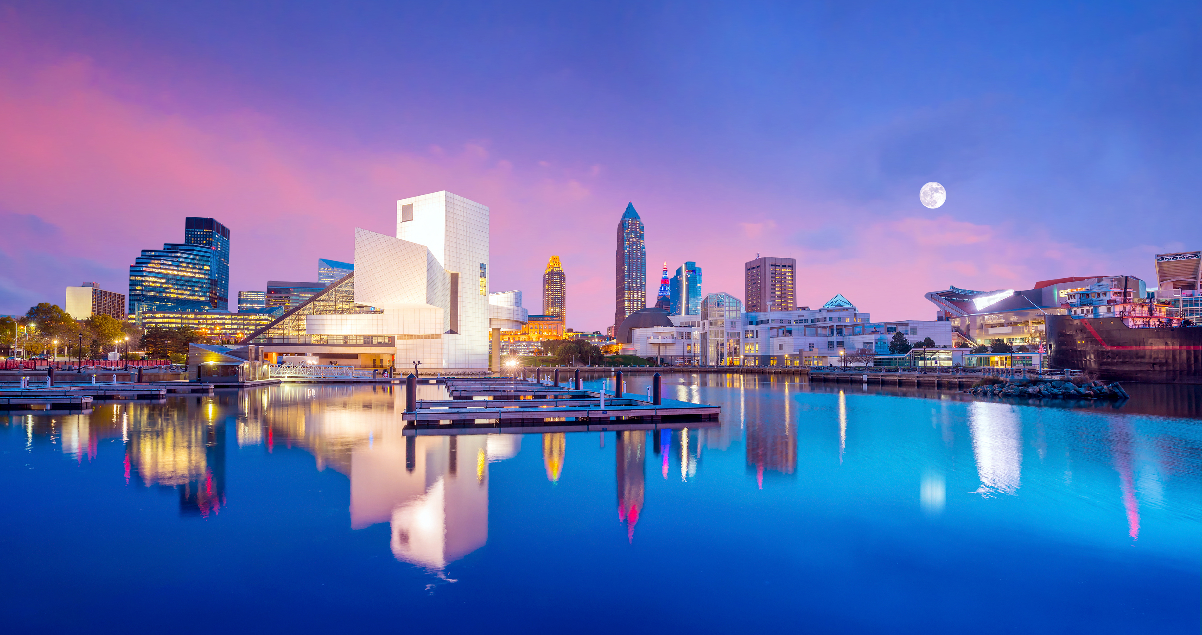 Tips on Cleveland Warnings or Dangers - Stay Safe ... Cleveland Attractions Map on