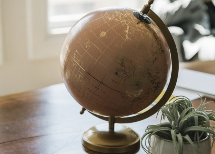 8 World Map-Inspired Gifts for Father's Day