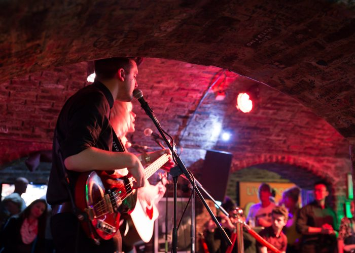things to do in Dublin music