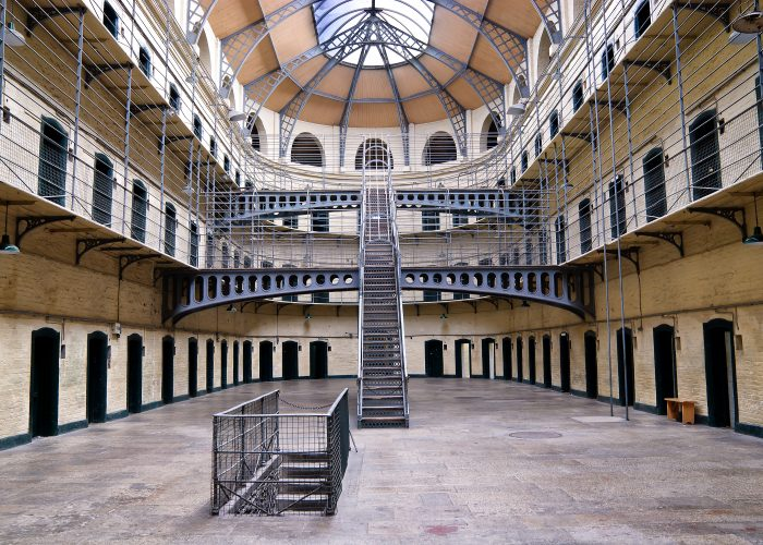 things to do in Dublin Kilmainham Gaol