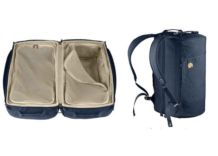 Duffel backpacks Fjallraven