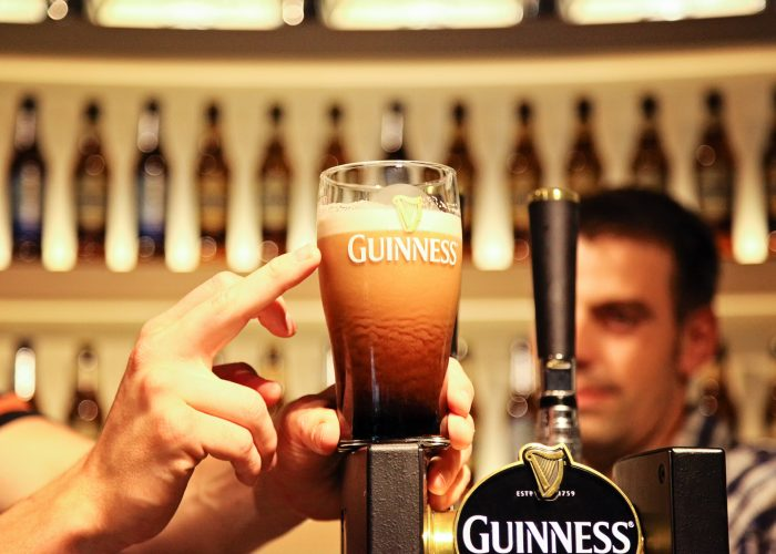 things to do in Dublin Guinness Storehouse