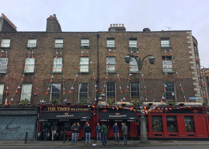 things to do in Dublin pub crawl