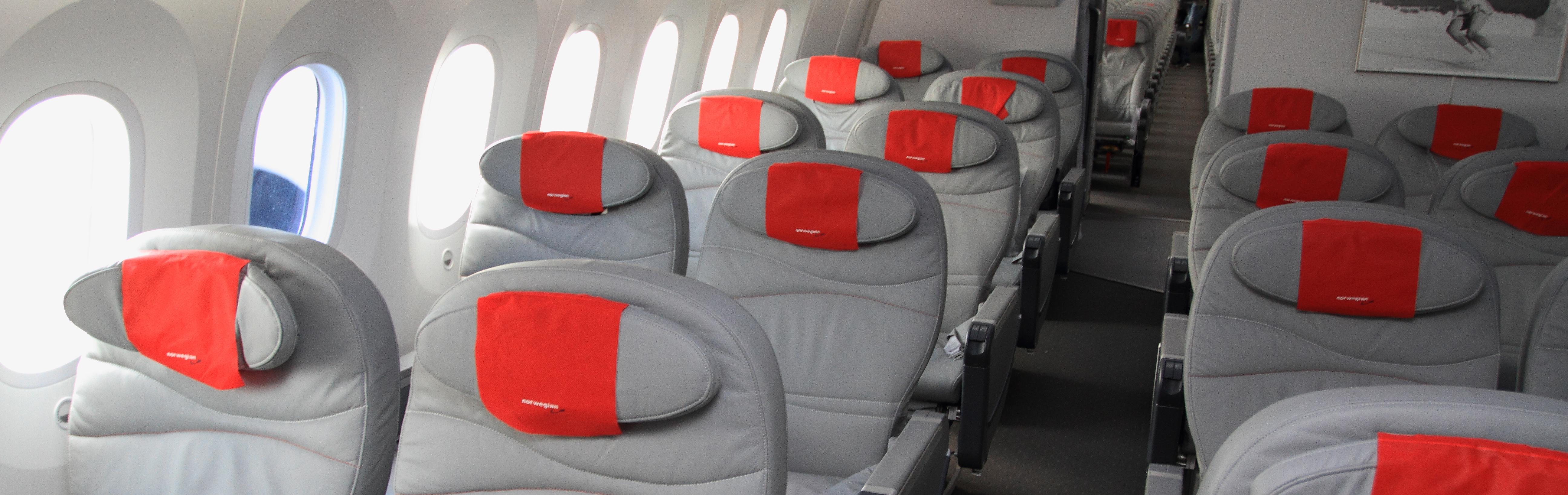 norwegian air online check in