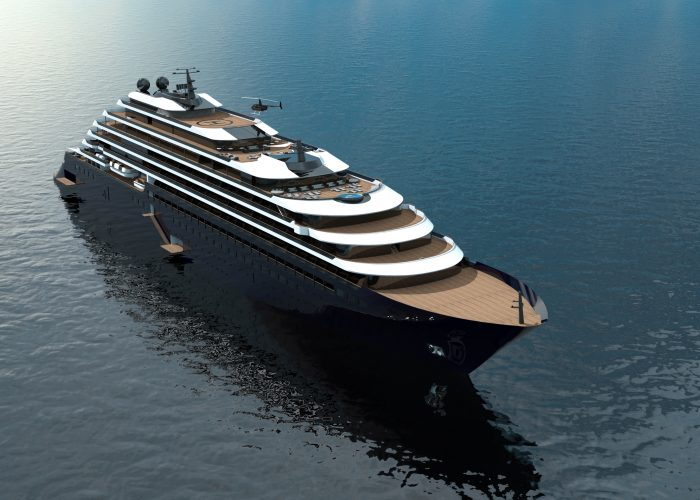 Ritz-Carlton Reveals Plans to Upgrade the Cruising Experience