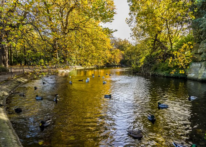 things to do in Dublin St. Stephen's Green
