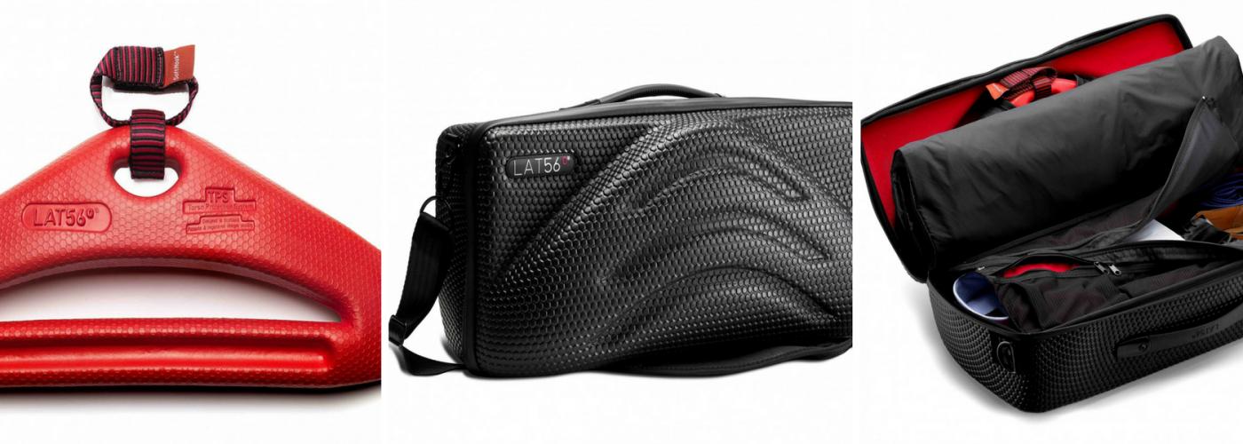 LAT_56 Red-Eye Carry-On Garment Bag