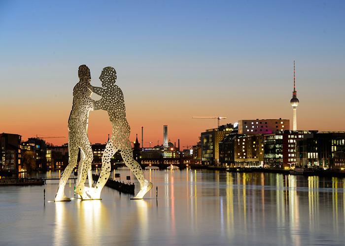 art installation berlin