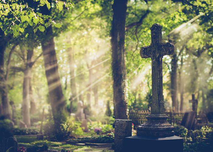 cemetery in latvia