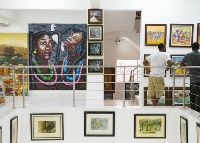 nike centre for art and culture lagos