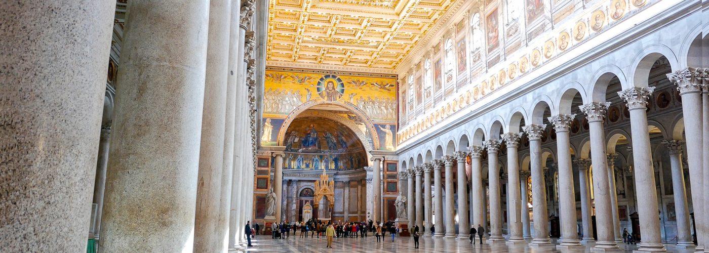 Basilica di San Paolo fuori le Mura rome