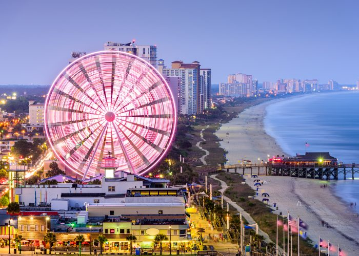 Myrtle Beach Warnings and Dangers