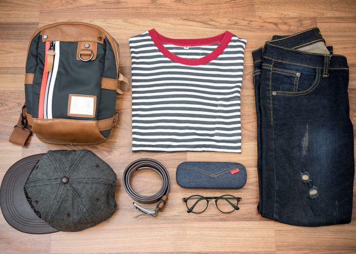 5 Items That Make up the Perfect Plane Outfit for Men