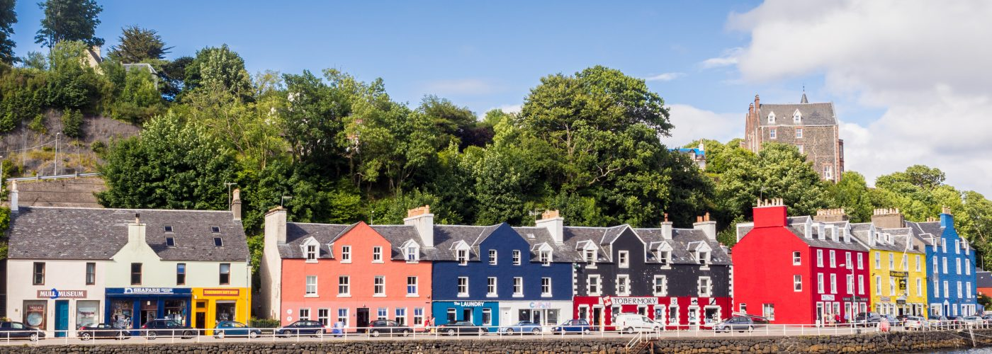 Tobermory Things to Do