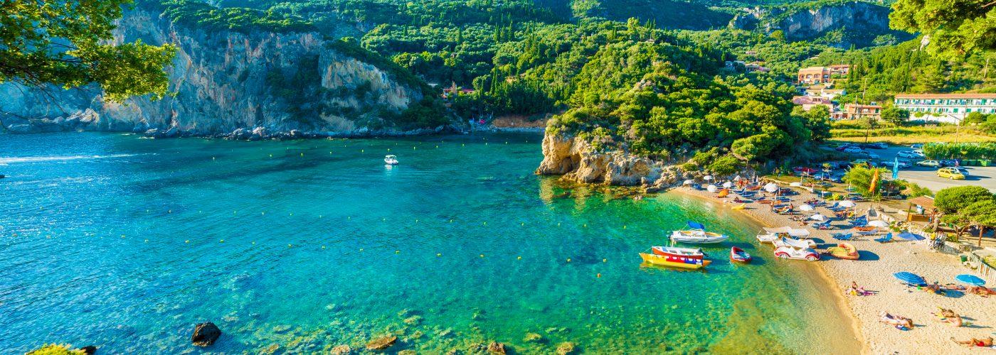 Corfu Island Shopping