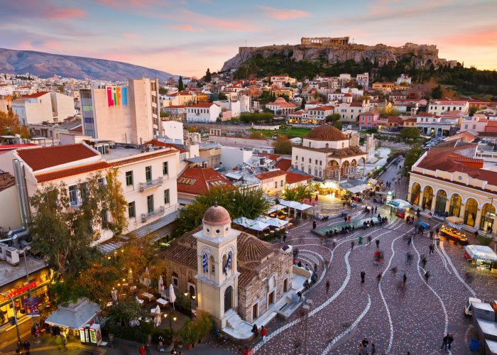 Athens Warnings and Dangers