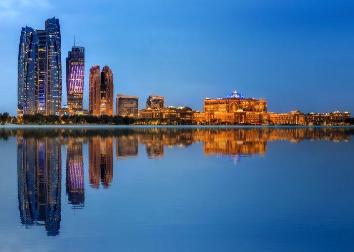 Abu Dhabi Nightlife