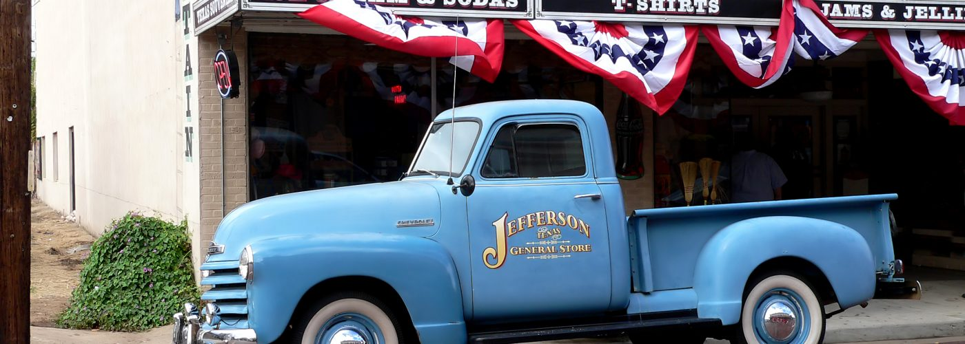 Jefferson Things to Do