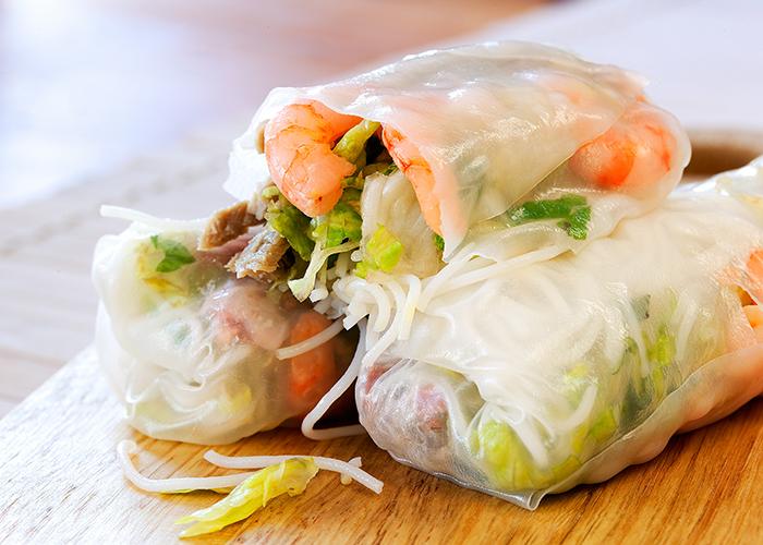 spring rolls vietnam