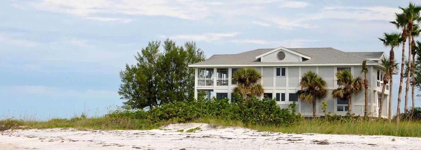 vacation rental beach house