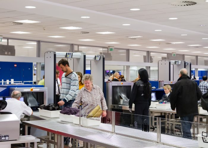 10 Things Not to Do at Airport Security