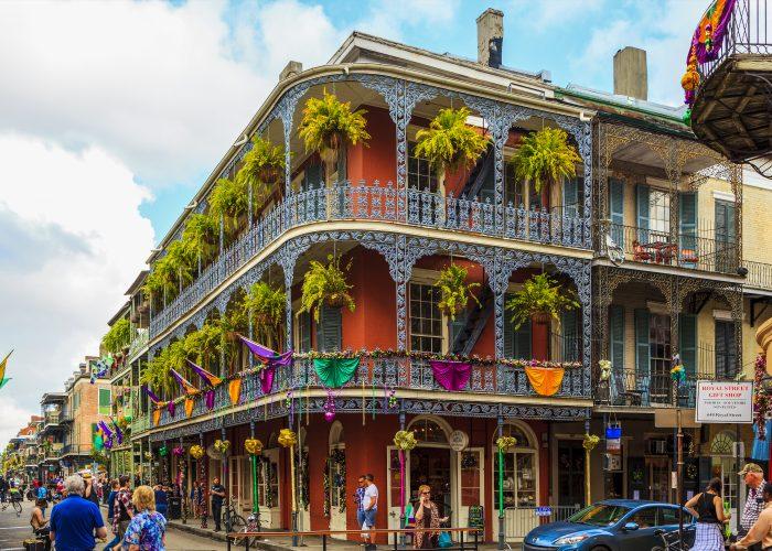 Bad Neighborhoods in New Orleans and Warnings or Dangers
