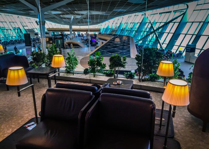 7 Ways to Score Airport Lounge Access