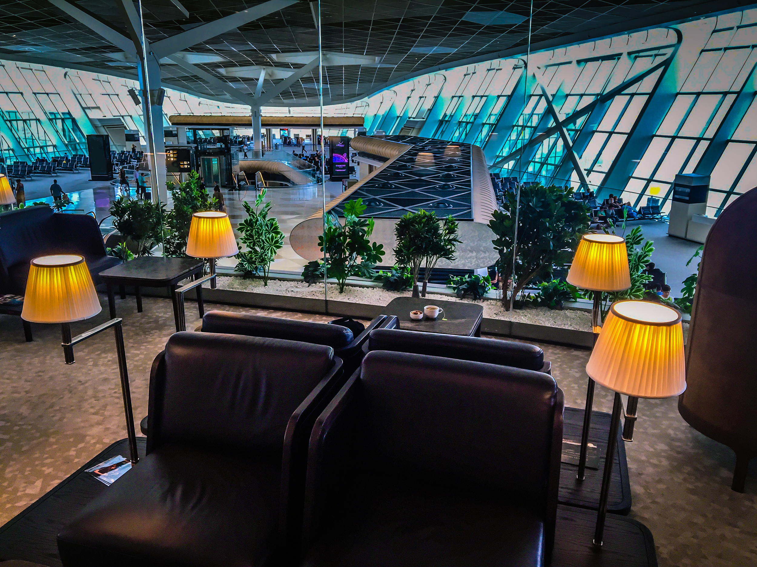 Here's How to REALLY Get Access to Airport Lounges in 2020