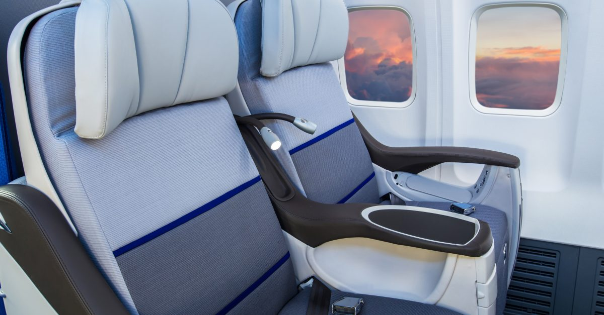 Get The Best Airplane Seat