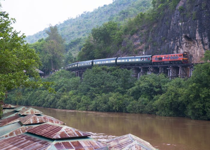 luxury train trips