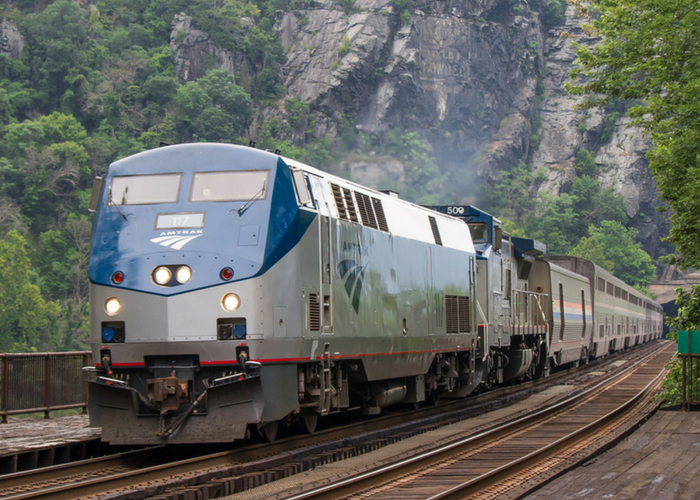 Amtrak Urges Travelers to Book Thanksgiving Trains Early This Year
