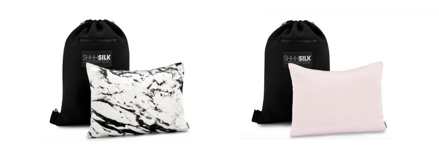 shh silk pillow case
