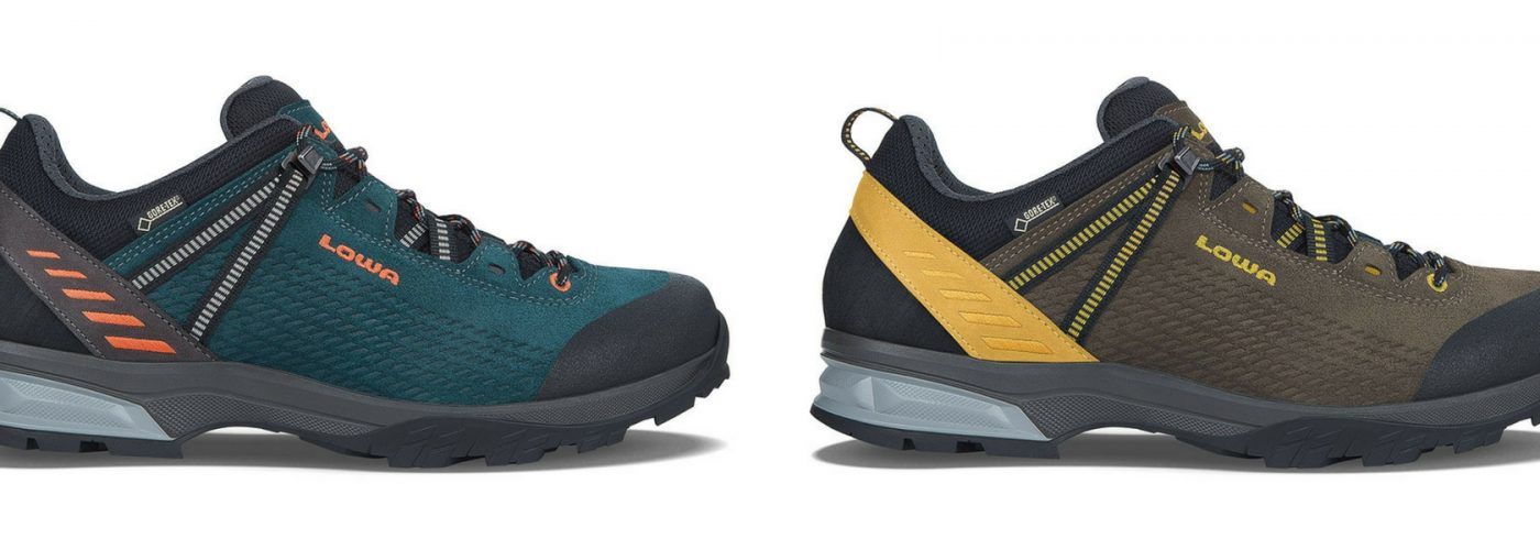 Lowa Arco GTX Lo shoes for men