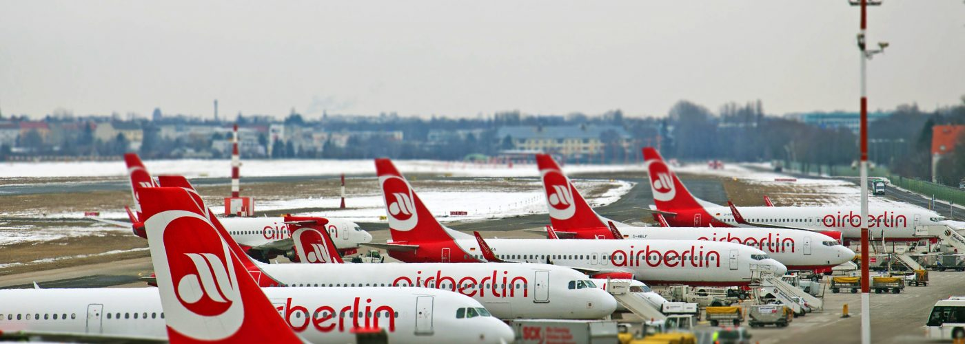 Air Berlin bankruptcy