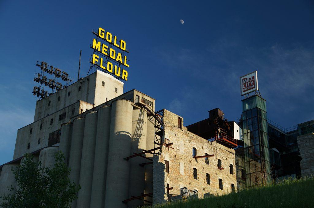 Minneapolis mill city museum