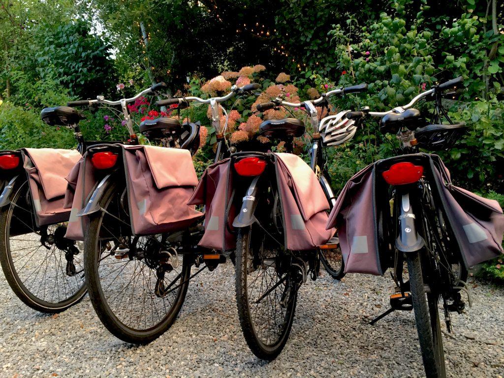 Bikes on orust island, sweden
