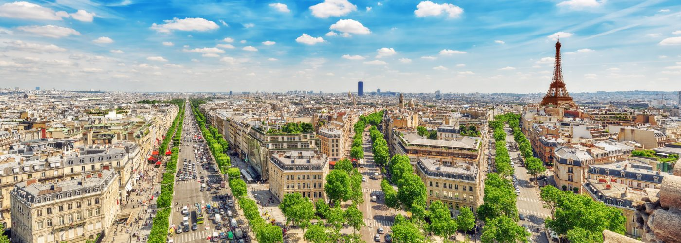 Tipping in Paris