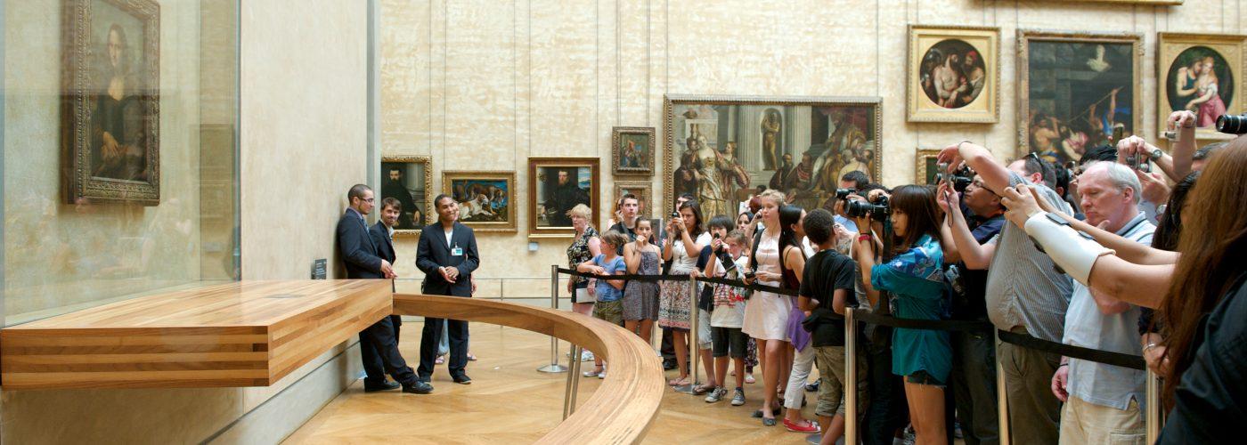 Crowded Tourist Destinations